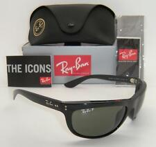 ad797965cd1 Ray-Ban Wrap Green Polarized RB 4089 BALORAMA 601 58 62mm