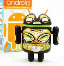 "Android 3"" Mini Series 5 Reactor 88 Totem Green Chase Kidrobot Andrew Bell Art"