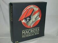 The Super Dimension Fortress Macross 15th Anniversary Memorial Box LD Laserdisc