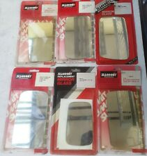Job Lot of 14 Assorted Wing Mirror Glasses Fit Various Vehicles