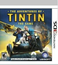 The Adventures Of Tintin: The Game Nintendo For 3DS Brand New 2E