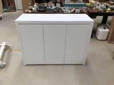 A1 Semi/High Gloss White Color Shoe Cabinet Storage Shelves