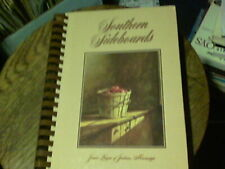 1979 Southern Sideboards by Junior League of Jackson Mississippi
