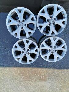 Mazda Wheels 5x115 17 Inch