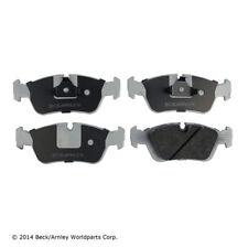 Beck/Arnley 085-1484 Frt Premium Brake Pads