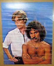 1978 Hole Oats/Marathon Graphics Daryl Hall & John Oates Sexy Poster #2035 22x28