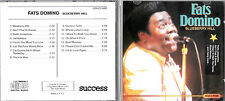 CD FATS DOMINO BLUEBERRY HILLS 15T BEST OF COLLECTION SUCCESS