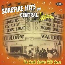 Sure Fire Hits On Central Avenue: The South Central R&B Scene (CDCHD 884)