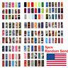 5pcs Random Send Multi-use Tube Scarf Bandana Face Neck Gaiter Snood Headwear
