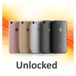 Apple iPhone 7 32GB Unlocked AT&T Verizon Metro-pcs Cricket (7+/10 condition)