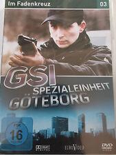 GSI Spezialeinheit Göteborg - Im Fadenkreuz - Schweden Krimi, Unterwelt, Estland