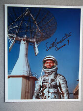 Scott Carpenter 8X10 Autographed photo