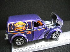 1999 Hot Wheels Johnathan'S Express Delivery Diecast Truck Van Car, Hood Opens!
