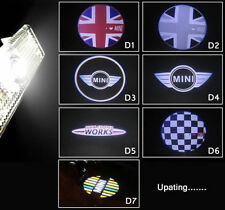2 x LED Door Courtesy Laser Light for BMW MINI Cooper F55 F56 JCW