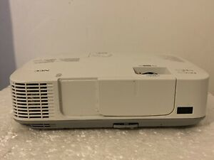 NEC M230X LCD Projector  - ( 2083 lamp hours used/59% Lamp life remaining)