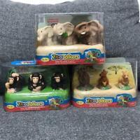 Fisher Price Little People Zoo Talkers Animal KANGAROO Elephant figure toys Kit