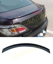 Factory Style Spoiler Wing ABS for 2009-2013 Mazda 6 Sedan Spoiler Wing B