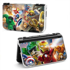 LEGO MARVEL Hard Case Cover For THE NEW NINTENDO 3DS XL (FEB 2015+)