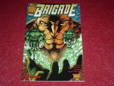 [BD COMICS IMAGE USA] BRIGADE # 5 - 1993