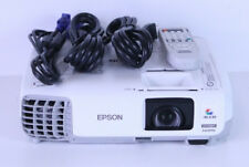 Epson PowerLite 99WH H686A 3LCD Projector 3000 Lumens HDMI Crestron Control4