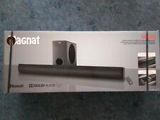 Magnat SB 180 Vollaktive Wireless Heimkino-Soundbar Schwarz Bluetooth NEU & OVP