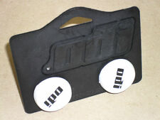 ODI Bar end Plugs (NOUVEAU!) Micro Scooter BMX Grips (Blanc) Vélo