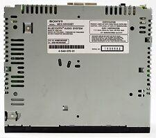 Sony Bluetooth Cd Mp3 Player Usb Aux /Remote Car Stereo Mex-N5100Bt Parts #sp894