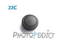 JJC L-R8 Bouchon de boitier + Bouchon arrière d'objectif pour Samsung NX