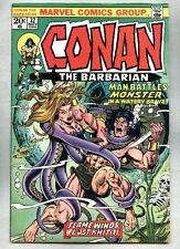 Conan The Barbarian #32-1973 fn John Buscema