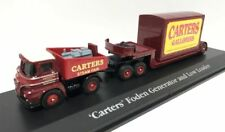 Foden Ballast Tractor Generator Low Loader W/Container Load - Carters Steam Fair