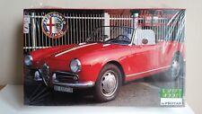 Protar Bausatz  No. 224, 1:24 Alfa Romeo Giulietta Spider 1300 cc