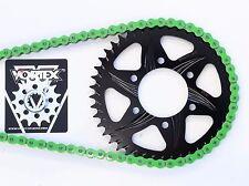 Vortex Sprockets 15/45 520 Kit RK Max-X Chain 07 08 09 2010 2011 2012 Ninja ZX6R
