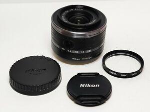 Nikon 10-30mm f/3.5-5.6 VR Lens (Black) for Nikon 1 cameras