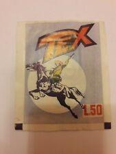 Bustina TEX Figurine EDIBOY Daim Press 1980 SIGILLATA
