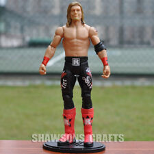 "MATTEL TOYS DOLL WWE WRESTLING 7"" EDGE ACTION FIGURE LOOSE"