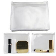 1Pc Transparent Mini Makeup Toiletry Bag Clear makeup Holder Bag PVC Small Pouch