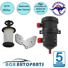 Fit Holden Colorado RC Rodeo RA 4JJ1 3.0L Isuzu DMAX Oil Catch Can & EGR Plate