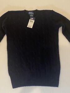 Kids Ralph Lauren Polo Sweater - Cashmere