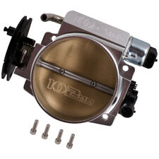 Silver Throttle Body Fit Gm 3 Ls1 Ls2 Ls3 Ls6 Ls7 Lsx Billet Tps Iac 102mm
