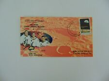 """RARE! """"The Third Landing Mission"""" First Day Cover JG Autographs COA"""