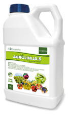 Agrolinija-S BIO Flüssigdünger organisch Rasendünger 5 Liter 5 L