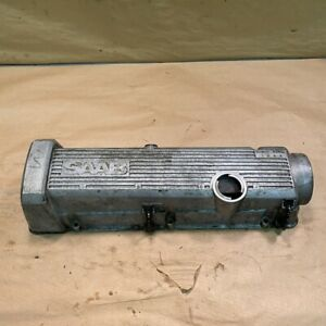 Original SAAB 90 99 900 H Engine Valve Cover Cam Cover 935709-1 4385 OEM