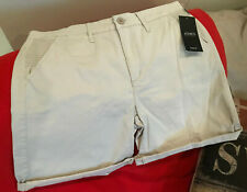 Jones New York Women's Chino Short woman mujer ropa verano summer  size 10