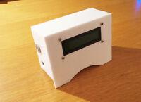 16x2 LCD enclosure / project case for Arduino UNO / Mega