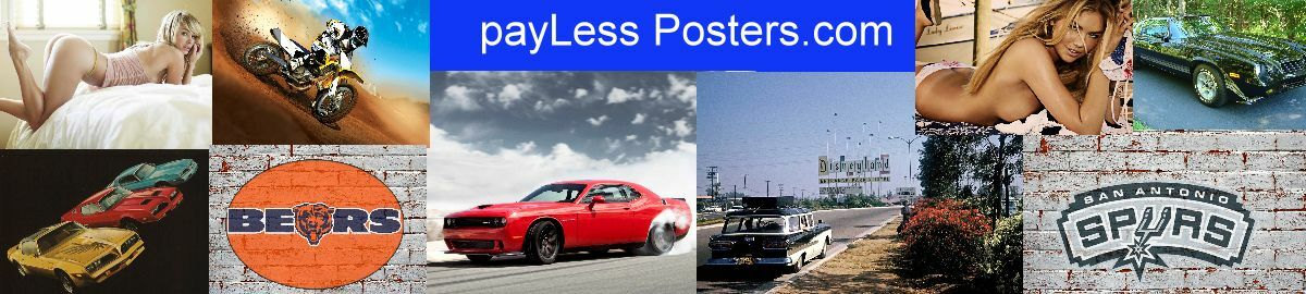 PAYLESS POSTER