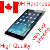 Tempered Glass Screen Protector iPad 5 6 2018 2017 Air 1/2 Pro 9.7 A1822 A1823