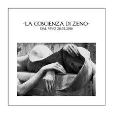 LA COSCIENZA DI ZENO Il giro del cappio - Dal vivo 26.02.2016 CD  italian prog