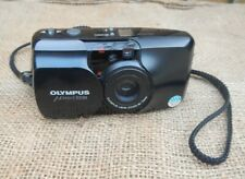 VINTAGE OLYMPUS point & shoot MJU ZOOM 35MM FILM CAMERA