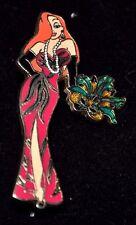 Rare Disney Pin Trading Jessica mardi gras Dress LE250 LE 250 Lot 24