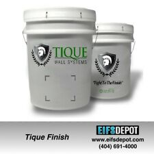 Tique Acrylic Fine (Smooth) Finish Stucco For Stucco or EIFS